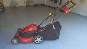 Lawnmower Electric New Battery