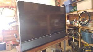 "2 Big Screen T.V's (65"" and a 58"")"