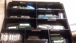 Used Desktop and Laptop memory for sale