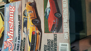 HOT ROD MAGAZINES MUSTANG EDITION