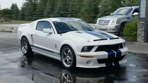 2007 Ford  ShelbyGT500 Coupe (2 door)