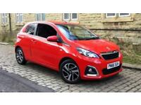 2016 Peugeot 108 1.2 PureTech Allure 3dr - 500 Manual Petrol Hatchback