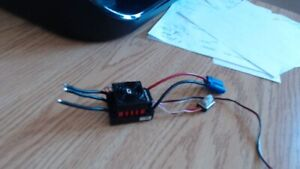 RC MOTOR AND ESC NEW!!