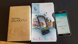 Samsung S4 - pristine condition with 64Gb data card