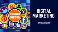 Digital Marketing Services For Your Business By Workforce BPO