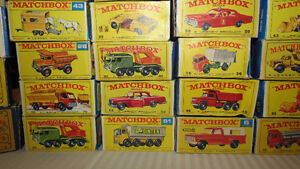 VINTAGE MATCHBOX LESNEY BOXED COLLECTION London Ontario image 4