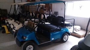 1997 Yamaha Gas Golf Cart