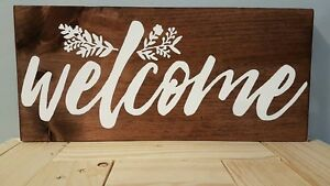 Custom Decorative Wooden Signs