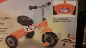 Brand new Disney Planes Tricycle
