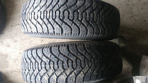 I have set of winters tires ms from 2004 Ford winstar