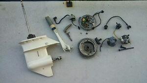 Pieces et Pieds de Moteur Johnson-Evinrude 9.9HP et 15 HP