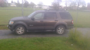 2006 Ford Explorer V6 SUV, Crossover
