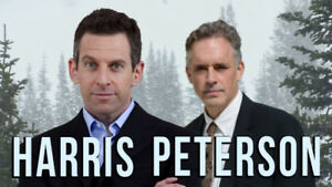 An Evening with Sam Harris & Jordan Peterson June 23rd BC