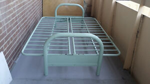 Sofa bed frame mint condition-price reduced