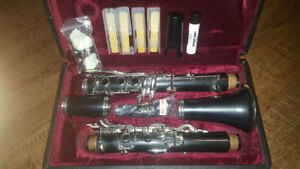Serviced Jupiter, Bundy & Vito clarinets
