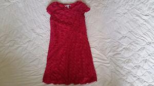 Pink dress Size 12