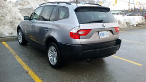 BMW X3 in excellent condition for sale