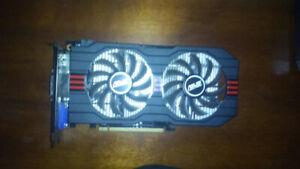 Nvidia Asus GeForce GTX 750 Ti OC Graphics Card GPU