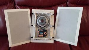 "Set of 3 ""Speaker Craft Aim 7 MT one"""