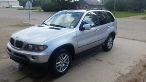 2004 BMW X5 16 SUV, Crossover