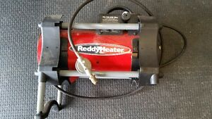 Reddy heater propane