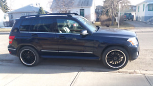 2010 Mercedes GLK350 Navi/top of the line