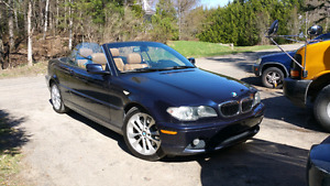 Bmw 330 CI convertable