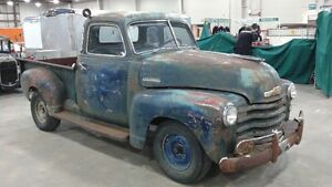 1950 Chev 5 window Pickup