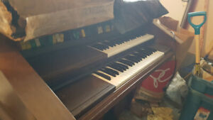 Free organ.  Has to be gone by the end of June