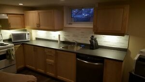 1 Bedroom furnished apt. Near Law School all inc. w Cable/Wifi