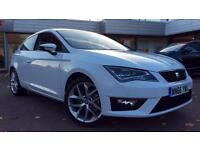 2016 SEAT Leon SC 1.4 EcoTSI 150PS FR Manual Petrol Hatchback