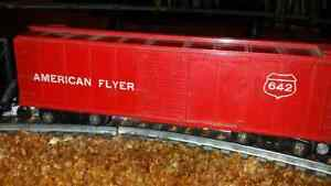 American Flyer set (S scale ) Windsor Region Ontario image 3