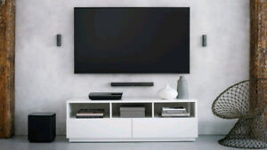 New in Box: Bose Lifestyle 650 system