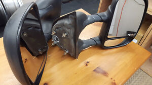Ford Super Duty Tow Mirrors Kitchener / Waterloo Kitchener Area image 1