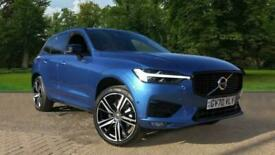 image for Volvo XC60 B5P Mild Hybrid R Design Pro A Auto Estate Petrol/Electric Automatic