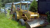 Ford 510 Backhoe