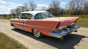 1957 Lincoln A/C NEW MEXICO nice driver $12500
