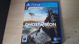 My Ghost Recon for your Mass effect