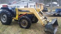 4x4 diesel 45 hp tractor loader universal 445 Trade?
