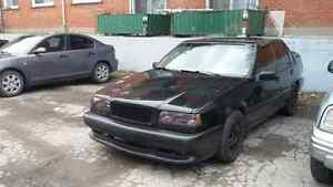 Volvo 850 R, good shape and better price
