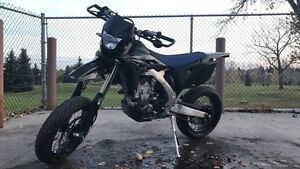 2012 WR450SM trade for KTM 690 SMC/Enduro
