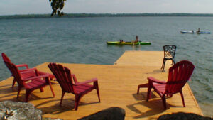 Manitoulin Lakefrnt Cottage-Openings Sept 8-29, wknds &nightly