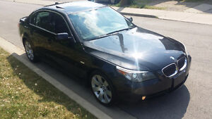 2006 BMW 5-Series 525i Super Clean only 178,000km