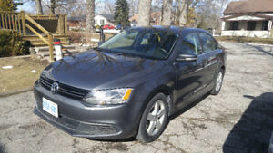 2013 VOLKSWAGEN JETTA AUTOMATIC 2.5 L CERTIFIED / SERVICED