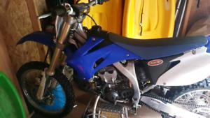 06 Yamaha YZF 250 2500obo