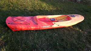 Kayak, sit-on Jitterbug (Brand new)