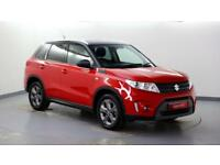 2016 Suzuki Vitara 1.6 SZ-T Petrol red Manual