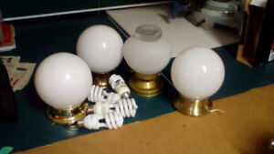 Ceiling Fixtures and Bulbs