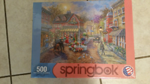 New - Puzzle 500 pc. - REDUCED $
