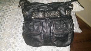 KGB LEATHER PURSE FOR SALE! MINT CONDITION!